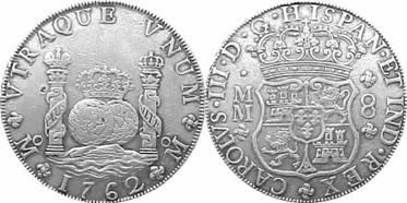 Dollar espagnole